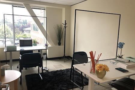 thinkspace - Redmond - Office Divvy Desk