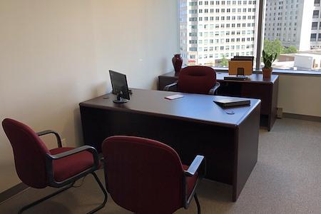 TKO Suites Arlington - 4 Person, Window Office! Move In Ready!