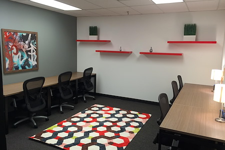 Regus | Kellogg Center - Office 614
