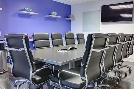 HDG Executive Suites - Boardroom