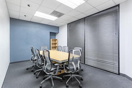 Regus | North San Jose - Oak Boardroom