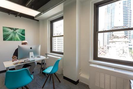 Expansive - Angebilt Building - Private Office for 3