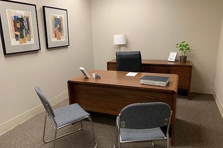 Office Evolution Clayton - Interior Private office