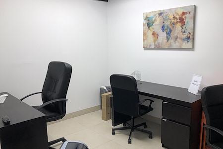 International Trading Center - Shared Workstation