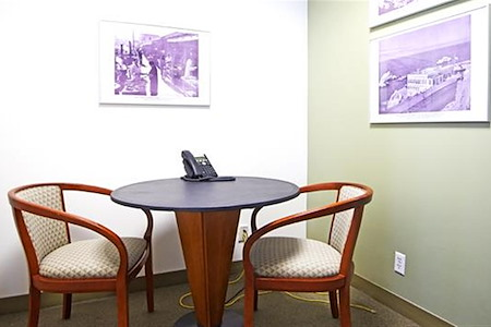 Raven Office Centers - 388 Market - Meeting Room 2 / Phone Booth