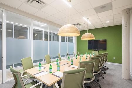 Venture X   Charleston - Garco Mill - Palmetto Boardroom