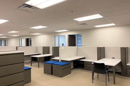 IBASE SPACES Irvine - Dedicated Workstation 2nd Floor