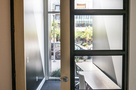 Union Cowork San Marcos - Small Private Office with Natural Light