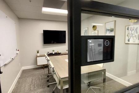 The Post Workspaces - San Juan Meeting Room