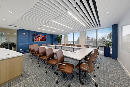 Carr Workplaces - Friendship Heights - Newlands Boardroom