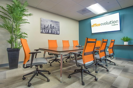 Office Evolution - Tampa - Meeting Room 2