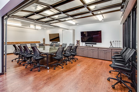 Shift Workspaces   Corona - Conference Room B