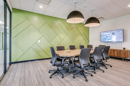 FUSE Workspace-Bee Cave - The Green Room