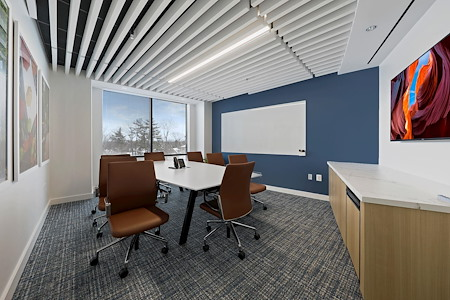 Carr Workplaces - Friendship Heights - Montgomery Room