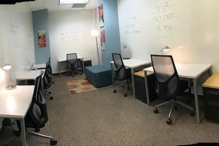 Regus Palo Alto Lytton - Dedicated Desk 1