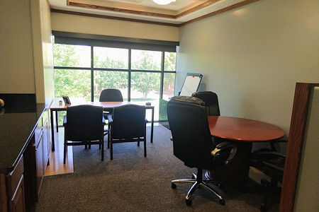 St. George Executive Suites - Private Day Office