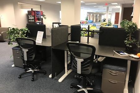 TWO39WORK - Dedicated Desk