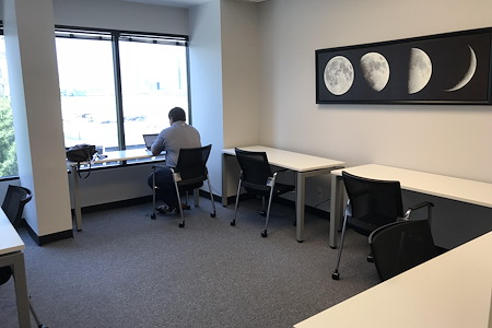 Peachtree Offices at Lenox, Inc. - 5 Office Suite