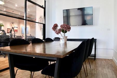 VillageOne Space - SoHo Beautiful Meeting Room