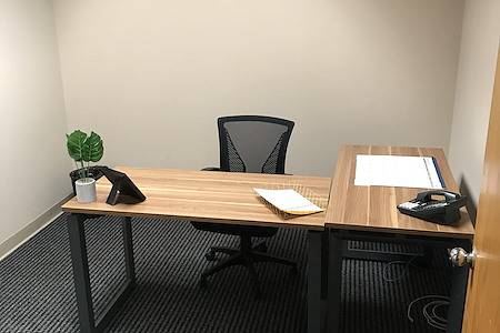 TKO Suites - Raleigh, NC - Interior Office Reduced Rate!
