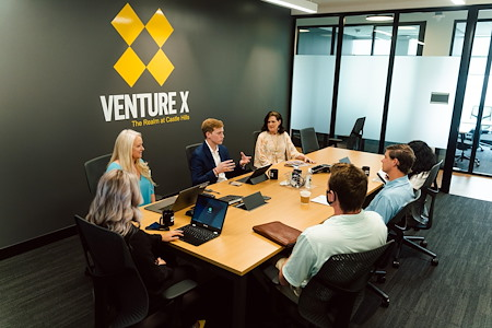 Venture X   The Realm at Castle Hills - Agility - Conference Room
