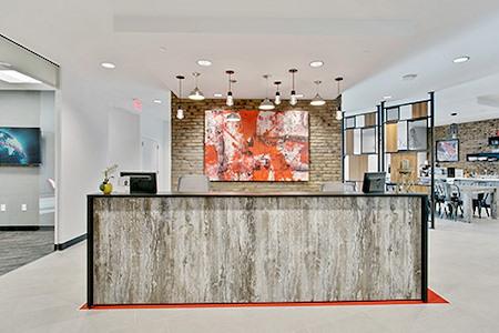 Regus | 500 Capitol Mall - MailBox Business Presence