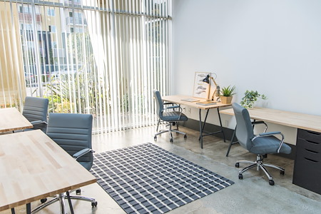 WorkWell - Private Office - Suite 4