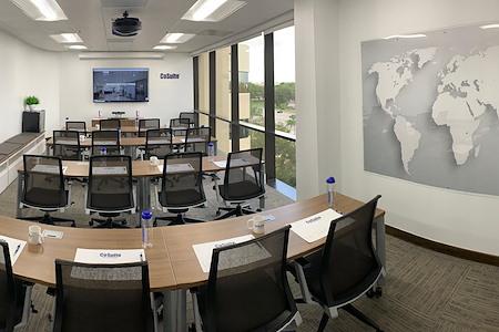 Cosuite - Executive Training Room