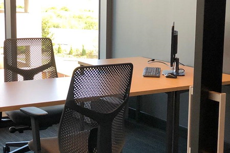Venture X   The Realm at Castle Hills - Large Executive Style Day Office