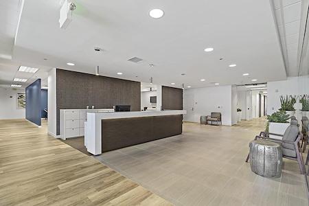 (SJ2) Silicon Valley Center - Premium Corner Office