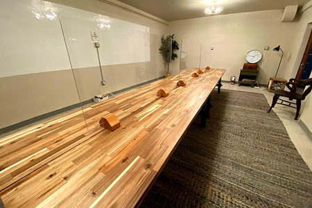Medford Cowork Collective - Large Conference Room