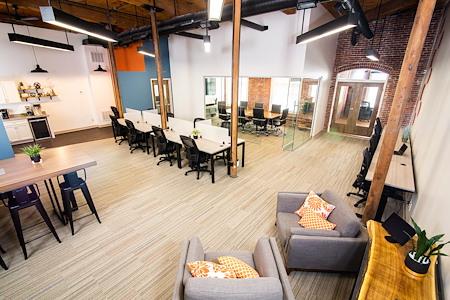 Spark Offices - Spark Seat