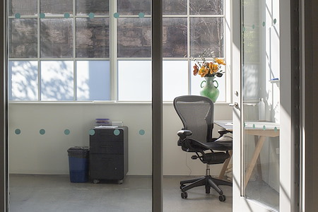 3rd Space - Private Office w/ Parking Space