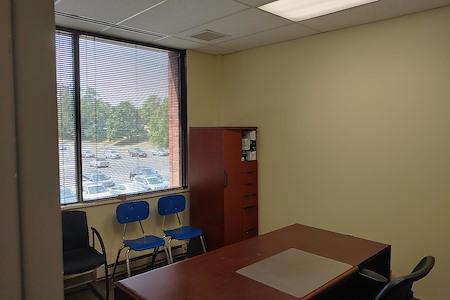 5570 Sterrett Place Suite 201 - Window Office 1 (Meeting Room)