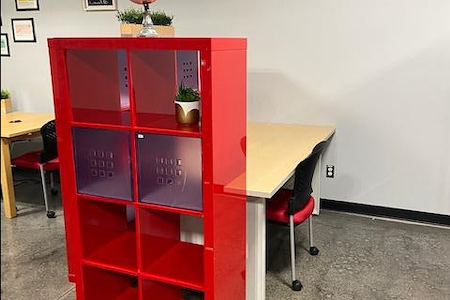 Inception Buffalo - Space to Rent - Single Desk