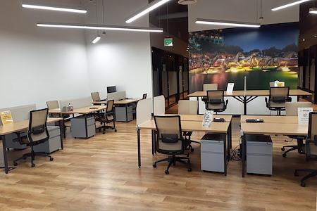 Venture X | Las Colinas - Dedicated Desk