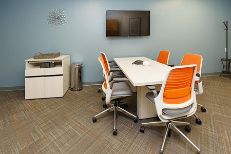 Office Evolution Clark - The Clark Conference Room
