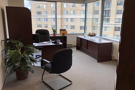 TKO Suites Arlington - Unique Window Office! Reduced Rate!
