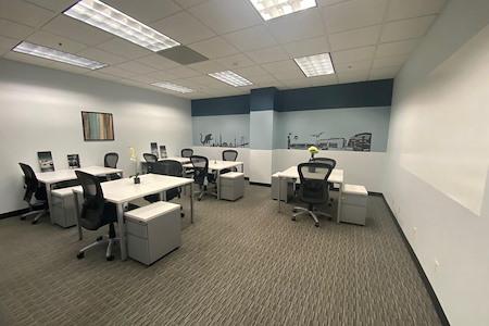 Regus | Techmart Center - Office Suite