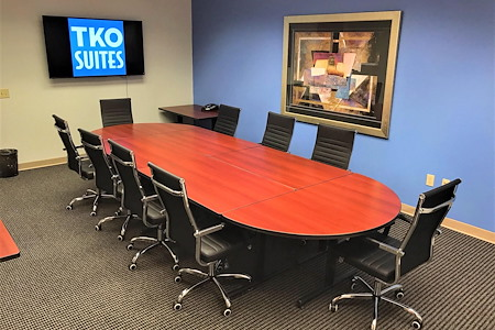TKO Suites - Raleigh, NC - Large Conference Room