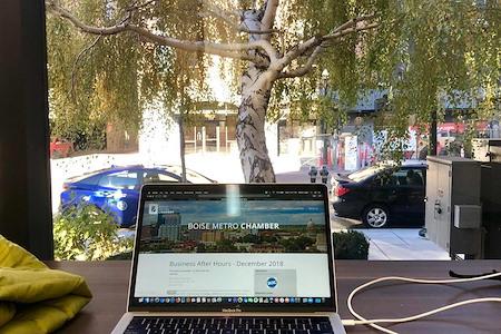 Office Evolution - Boise - Dedicated Desk