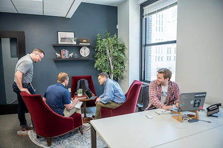 Fueled Collective – Minneapolis Downtown - Private office