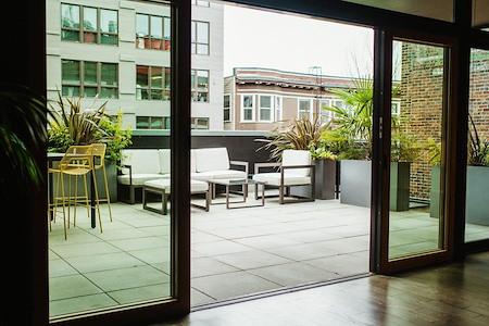 The Cloud Room - Suite 200 - Chophouse Row