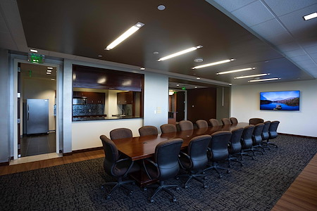 Werkplās Hoover - Executive Board Room