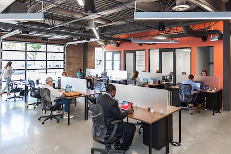 HANSA Workspace - Flex Desk