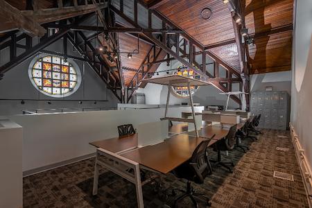 Co-Balt Workspace - Co-working Hotdesk Membership