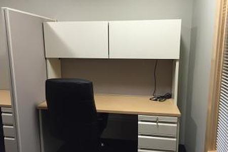 Intelligent Office Washington, DC - Desk 1