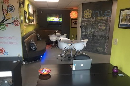NEST CoWork (CyberTECH Community) - Individual Co-Working Desk Space