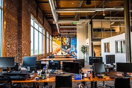 Launch Factory - Dedicated Desk