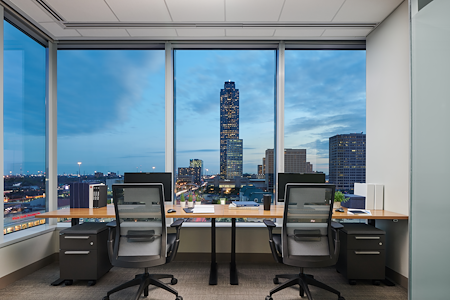 Firmspace Houston - 2-Desk Exterior